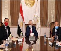 «وزير التعليم» وسفير ألمانيا الاتحادية بالقاهرة يبحثان التعاون المشترك