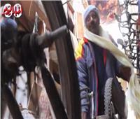 الأسطى كرم: «العجلاتي» يواجه شبح الانقراض أمام «الموتوسيكل» | فيديو