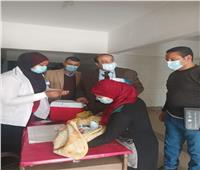 تطعيم 836 ألف طفل ضد شلل الأطفال بمراكز المنيا