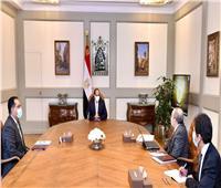 الرئيس السيسي يستعرض الموقف التنفيذي لإستراتيجية تطوير مصانع الإنتاج الحربي