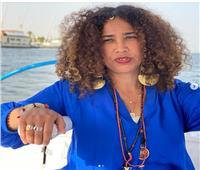 التونسية غالية بن علي تتغزل في صعيد مصر