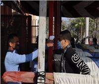 جامعة حلوان: فتح ٢٤ منفذًا لدخول وخروج الطلاب أثناء الامتحانات منعا للتزاحم