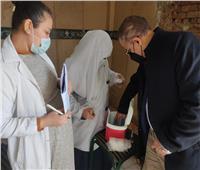 لليوم الثالث.. تواصل حملة التطعيم ضد شلل الأطفال بالقليوبية