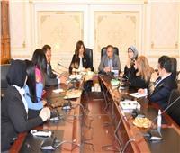 «وزيرة الهجرة» تُؤكد دعم الوزارة للشباب المصري في أفريقيا