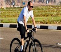 دراجة الرئيس «أملوعمل».. مبادرة «دراجتك دخلك» توظف ٣٠ ألف شاب