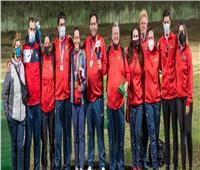 «كرواتيا» تحسم ذهبية الرجال وإسبانيا السيدات في كأس العالم للرماية خرطوش