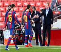 مدرب برشلونة: واثق من تحقيق الريمونتادا أمام إشبيلية