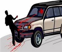 مصرع شخص بالإسماعيلية دهسته سيارة مجهولة