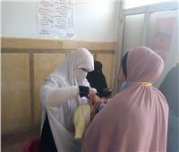 تطعيم 77% من الأطفال بشمال سيناء ضد مرض شلل الأطفال