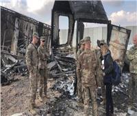 الأجهزة الأمنية بالعراق: قصف «عين الأسد» الجوية بلا خسائر