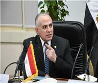 وزير الري يستعرض إجراءات تحسين نوعية مياه مصرف كيتشنر