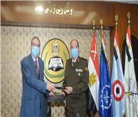 «القوات المسلحة» توقع مذكرة تفاهم مع كلية الطب بجامعة بدر