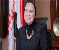 وزيرة التجارة: السيسي وجه بإطلاق برنامج جديد لمساندة المصدرين