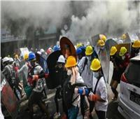 مقتل 6 متظاهرين بالرصاص في ميانمار