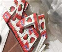 احذر من خطر تداول الحلويات في علب سجائر   فيديو