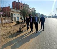 محافظ الشرقية: إزالة الإشغالات ورفع التراكمات بأحياء مدينة الزقازيق