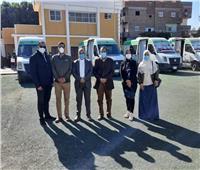 «جامعة الأقصر» تنظم قافلة طبية بالتعاون مع مديرية الصحة