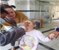 «الحملة القومية» تستهدف تطعيم الأجانب ضد شلل الأطفال في الغردقة