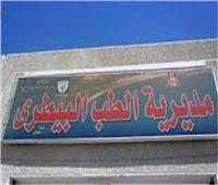 ضبط 120 كجم لحوم خلال حملات رقابية بـ 5 مراكز بالمنيا