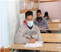 97% نسبة حضور طلاب «الصف الأول الإعدادي» الامتحان المجمع اليوم