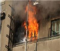 بسبب ماس كهربائي..اندلاع حريق بشقة سكنية بـ«سوهاج»
