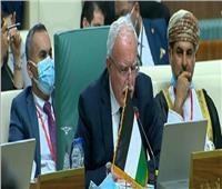 وزير الخارجية الفلسطيني: إسرائيل ترتكب الانتهاكات يومياً