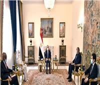 «حماة الوطن»: العلاقات بين مصر والسودان بلغت إعلى مستويات الأخوة والتفاهم