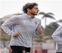 محمد هاني ينتظم في التدريبات استعدادا لـ«فيتا كلوب»