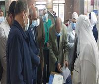 «الطب الوقائى» يتابع الحملة القومية للتطعيم ضد شلل الأطفال بالغربية