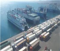 اغلاق ميناء الغردقة البحري لسوء الاحوال الجوية