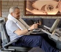 جورج يمارس التمارين الرياضية.. والجمهور يعلق | فيديو