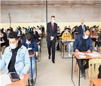 شيرين مظلوم: 504 طلاب بامتحانات الدراسات العليا اليوم