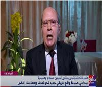 عبد الحليم قنديل: استجابة الرئيس السيسي بشأن التسجيل العقاري سريعة