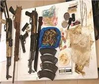 القبض على 30 تاجر مخدرات بأسلحة نارية بالجيزة