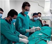 «تعليمي طنطا» ينجح فى إجراء 5 عمليات كى بؤر كهربائية بالقلب بالمجان