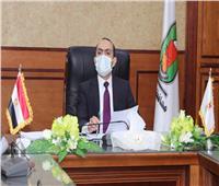 نائب محافظ سوهاج يجتمع بأعضاء وحدة ميكنة أصول أملاك الدولة