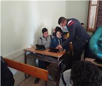 فرحة «طلاب 2 ثانوي».. إشادة بكفاءة المنصة الإلكترونية وسهولة الامتحانات