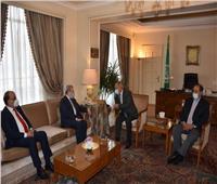 أبو الغيط ووزير الخارجية التونسي يبحثان تعزيز العمل العربي المشترك