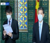 السفير الصيني: نتعاون مع مصر من أجل الحصول على لقاحات كورونا  فيديو