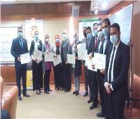 «التنمية المحلية» تحتفل بانتهاء دورة قادة المستقبل
