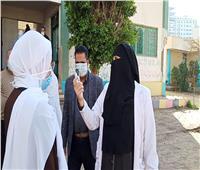 رئيس قطاع المعاهد الأزهرية يتابع أعمال الامتحانات بالمرج
