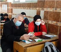 مضاعفة الوجبة المدرسية للطلاب أثناء الامتحانات بدمياط