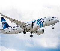 مصر للطيران تسير 45 رحلة لنقل أكثر من 5 آلاف راكبغدا