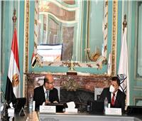 جامعة عين شمس توقع برتوكول تعاون لتدريب طلاب كلية الحقوق على التحكيم الدولي
