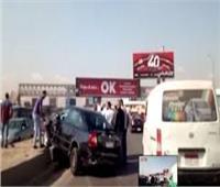 مصرع سيدة صدمتها سيارة نقل في المنيا