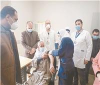 مع بدء تطعيم المواطنين.. مراكز التطعيم بالمحافظات تعمل على قدم وساق