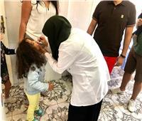 «الصحة» تتابع فعاليات اليوم الخامس لتطعيمات شلل الأطفال بشرم الشيخ