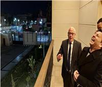 وزيرة الثقافة تصل بورسعيد لافتتاح «فعاليات عاصمة الثقافة المصرية»
