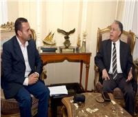 حوار| السفير محمد الربيع: السيسي أعاد ريادة الاقتصاد المصري لسابق عهده