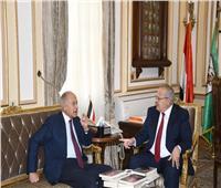 الخشت: ولاية أبو الغيط الأولى في جامعة الدولة العربية اتسمت بالحكمة